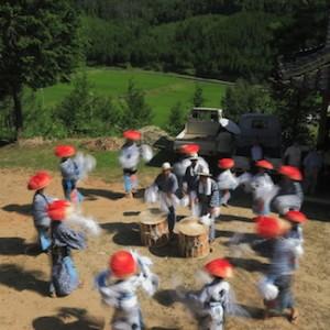 久井稲生神社ぎおん祭りのおどり