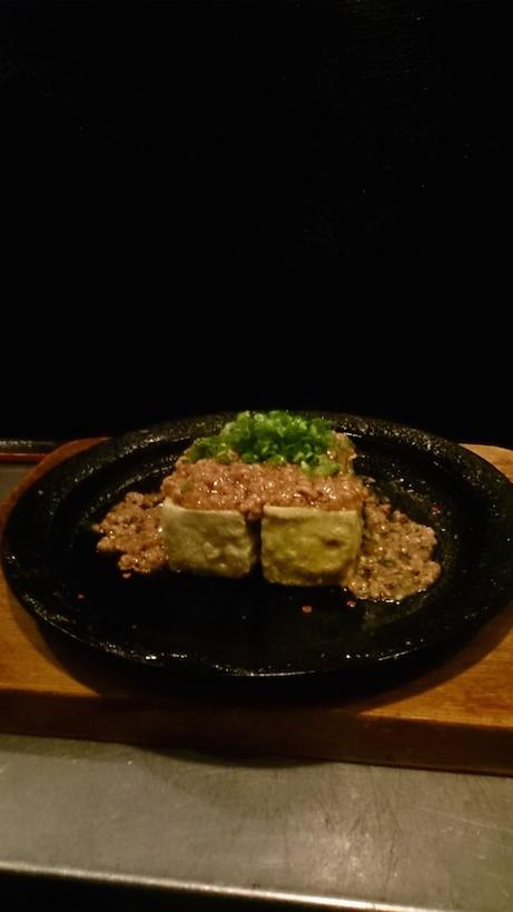 人気メニュー/豆腐ステーキ