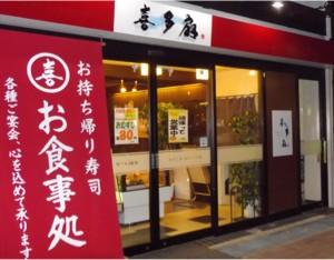寿司工房 喜多扇