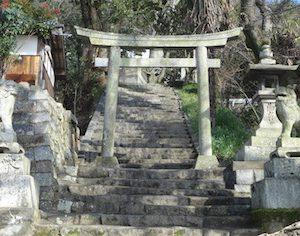籠恕神社(熊野神社)