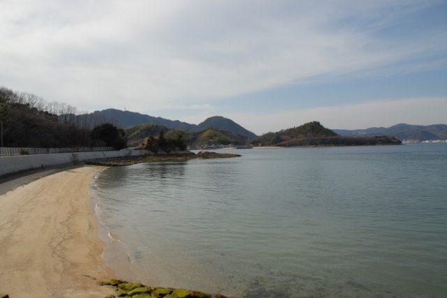 佐木大野浦自然海浜保存地区