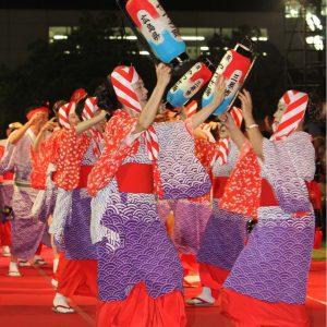 【築城450年事業】第42回三原やっさ祭り