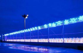 広島空港 エアポートイルミネーション ~LOVE AIRPOR…