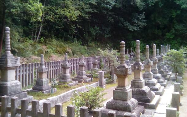 西日本豪雨災害前の状態(米山寺クラウドファンディング写真参照)