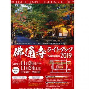 佛通寺ライトアップ2019