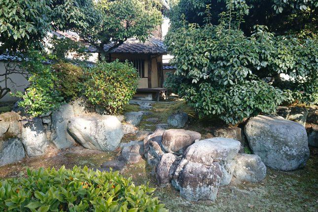 舩木氏庭園(物見櫓)