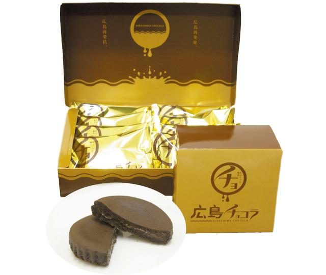 お土産に人気の広島チョコ