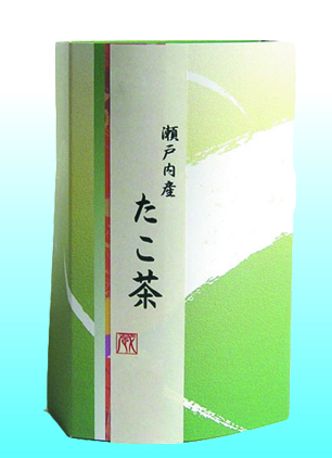 タコ茶 (40g)840円