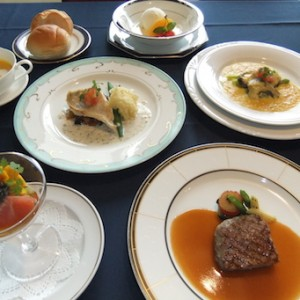 三原国際ホテル レストラン ラ・メール/和食堂 うきしろ