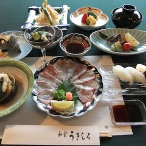 三原国際ホテル 和食堂うきしろ / レストラン ラ・メール