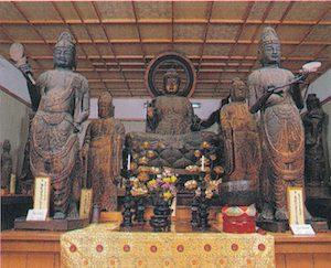 善根寺 収蔵庫