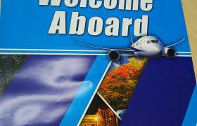 ANA(全日空)カレンダーに竜王山頂からの眺望が掲載
