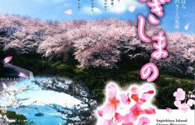 さくらウィーク2018(さぎしまの桜)